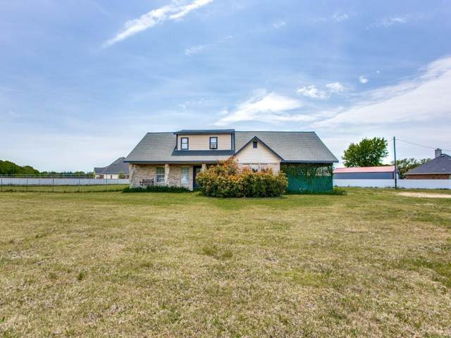 6137 S Fm 148, Kaufman, TX 75142 (#14562283) :: Homes By Lainie Real Estate Group