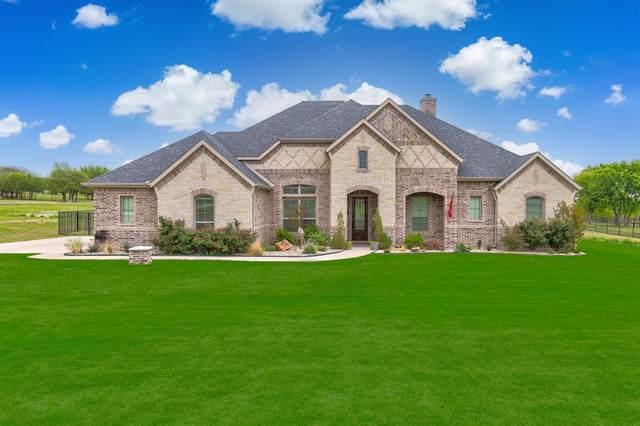 205 Parc Oaks Drive, Aledo, TX 76008 (MLS #14562304) :: The Mitchell Group