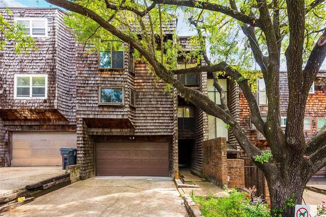 7418 Fair Oaks Avenue L, Dallas, TX 75231 (MLS #14562435) :: All Cities USA Realty