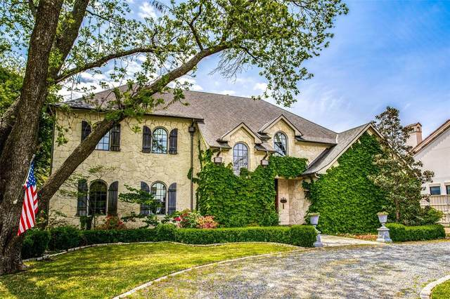 4424 Manning Lane, Dallas, TX 75220 (MLS #14562515) :: All Cities USA Realty