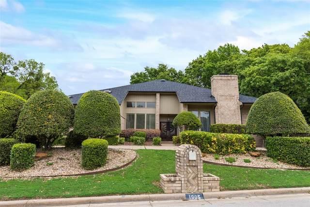 1905 Stonebrook Drive, Arlington, TX 76012 (MLS #14562579) :: Rafter H Realty