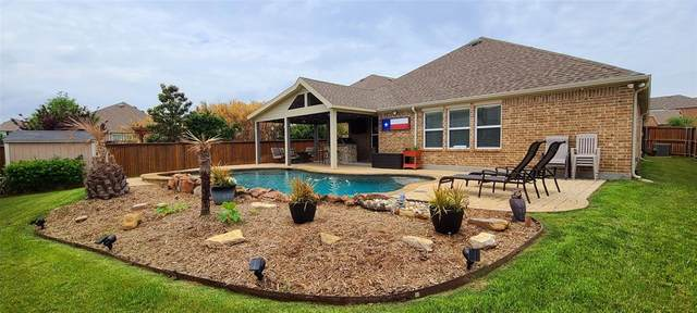 2664 Yacht Club Drive, Lewisville, TX 75056 (MLS #14562659) :: Wood Real Estate Group
