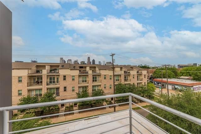 3845 Convent Street #4, Dallas, TX 75204 (MLS #14562819) :: Robbins Real Estate Group