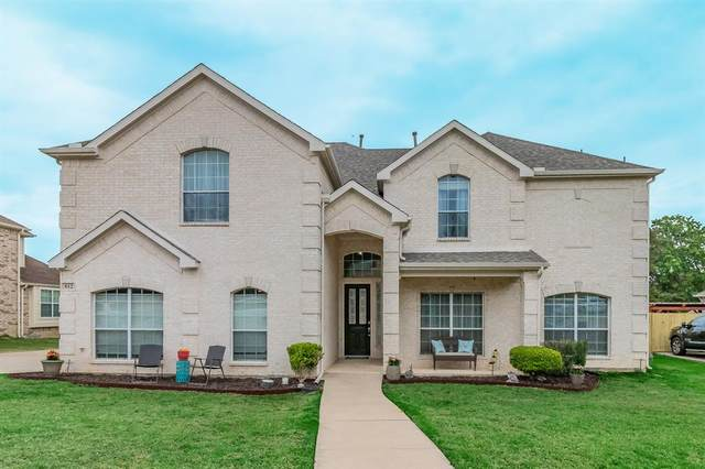 812 Whitley Court, Kennedale, TX 76060 (MLS #14562829) :: Rafter H Realty
