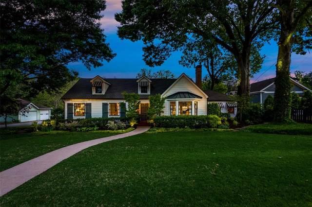 1201 W Lamar Street, Mckinney, TX 75069 (MLS #14562831) :: Real Estate By Design