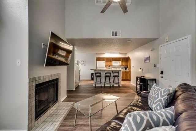 9823 Walnut Street L205, Dallas, TX 75243 (MLS #14562960) :: The Mauelshagen Group
