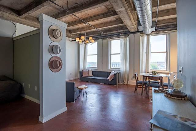 221 W Lancaster Avenue #7007, Fort Worth, TX 76102 (MLS #14563005) :: The Chad Smith Team