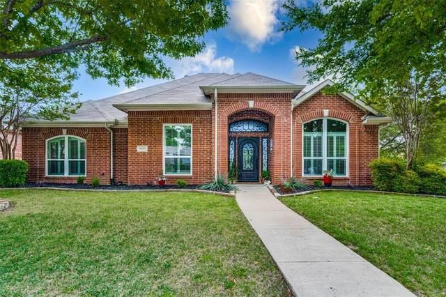 9409 Enmore Lane, Frisco, TX 75035 (MLS #14563024) :: Wood Real Estate Group