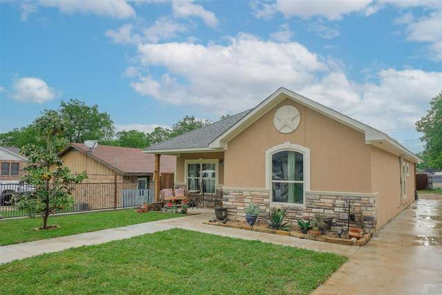2604 Pearl Avenue, Fort Worth, TX 76164 (MLS #14563051) :: All Cities USA Realty