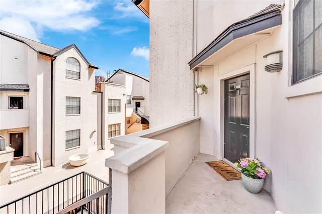3901 Travis Street #214, Dallas, TX 75204 (MLS #14563056) :: Maegan Brest | Keller Williams Realty