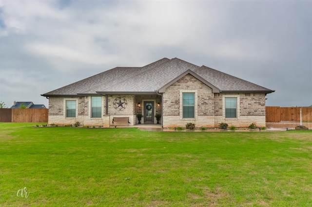 325 Windmill Crossing Road, Ovalo, TX 79541 (MLS #14563074) :: Team Tiller