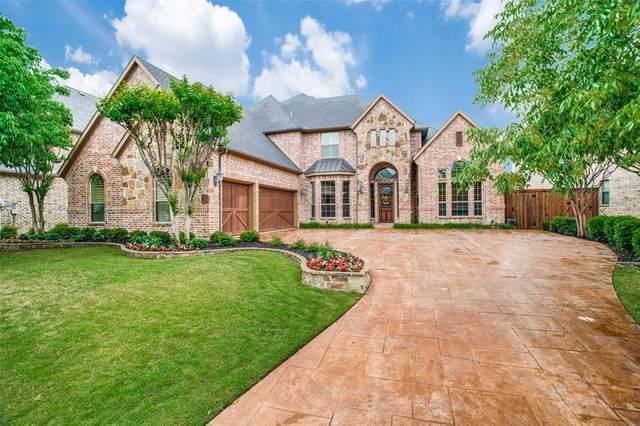 3377 Hartford Lane, Frisco, TX 75033 (MLS #14563093) :: Wood Real Estate Group