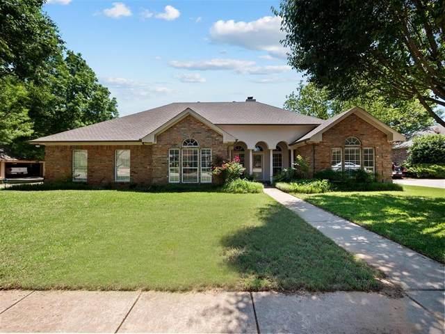 3200 Deerfield Drive, Denton, TX 76208 (MLS #14563113) :: Real Estate By Design