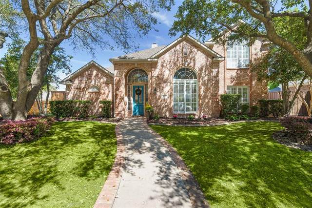 3729 Southport Drive, Plano, TX 75025 (MLS #14563469) :: All Cities USA Realty
