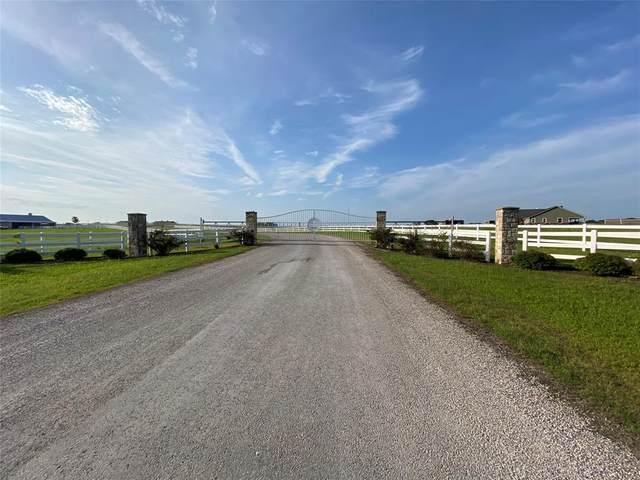1264 County Rd 1264, Whitesboro, TX 76273 (MLS #14563483) :: The Russell-Rose Team