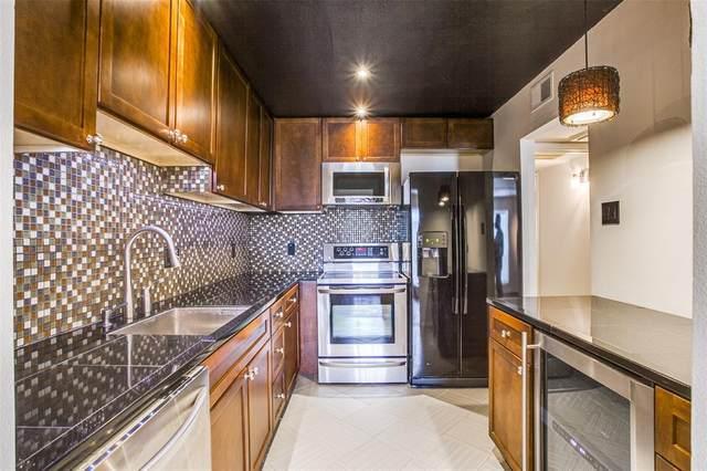 5045 Cedar Springs Road #216, Dallas, TX 75235 (MLS #14563908) :: Real Estate By Design