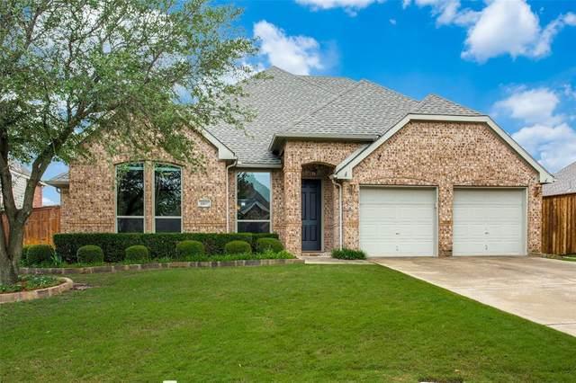 1807 Lakes Edge Boulevard, Mansfield, TX 76063 (MLS #14563921) :: Rafter H Realty