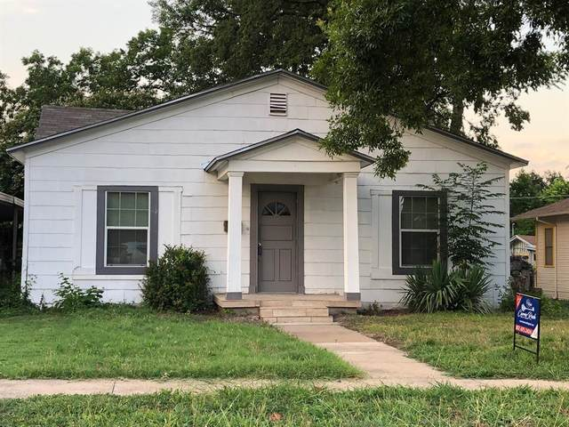 816 W Pafford Street, Fort Worth, TX 76110 (MLS #14564083) :: Real Estate By Design