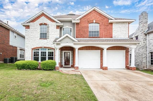 2505 Stetson Drive, Garland, TX 75044 (MLS #14564102) :: Team Hodnett