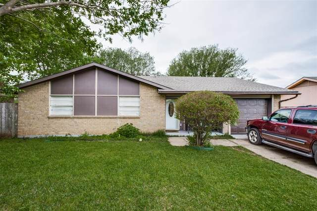 3975 Avocado Drive, Dallas, TX 75241 (MLS #14564104) :: Team Tiller