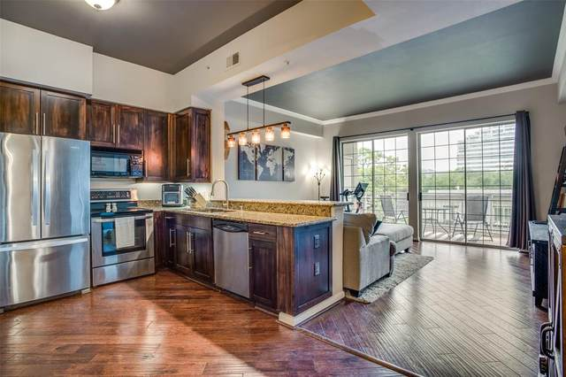 3225 Turtle Creek Boulevard #432, Dallas, TX 75219 (MLS #14564128) :: Justin Bassett Realty