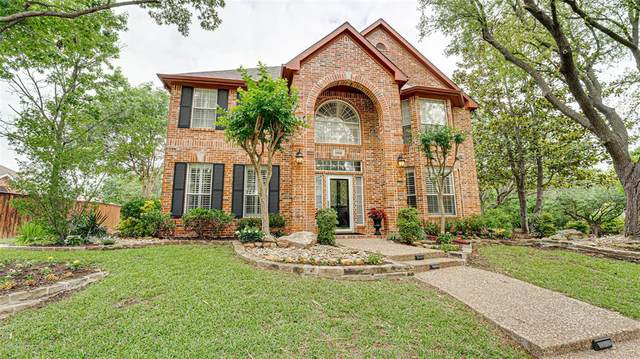 1102 Belvedere Drive, Allen, TX 75013 (MLS #14564232) :: Premier Properties Group of Keller Williams Realty