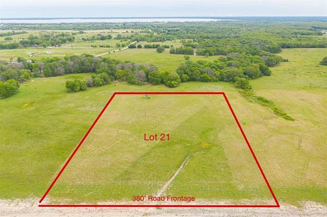 0000 Lot 21, Wills Point, TX 75169 (MLS #14564540) :: Team Tiller