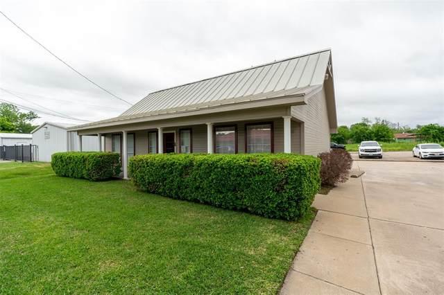 216 Jackson Street N, Sulphur Springs, TX 75482 (MLS #14564971) :: Real Estate By Design