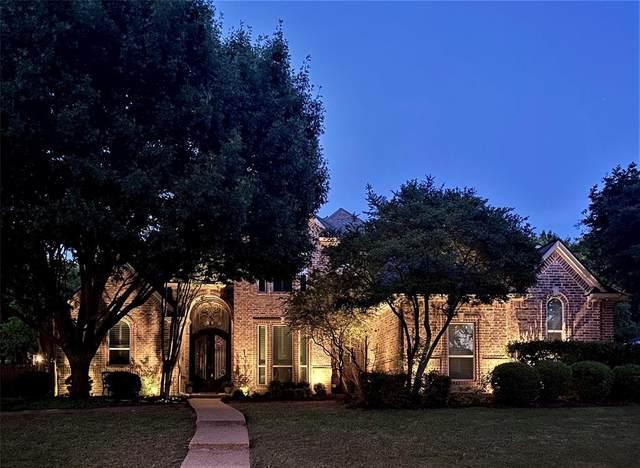 6407 Meade Drive, Colleyville, TX 76034 (MLS #14565068) :: Frankie Arthur Real Estate