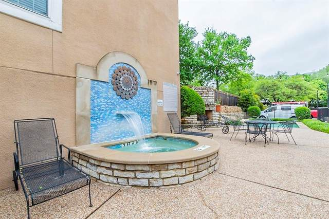 3311 Blackburn Street #115, Dallas, TX 75204 (MLS #14565241) :: Trinity Premier Properties