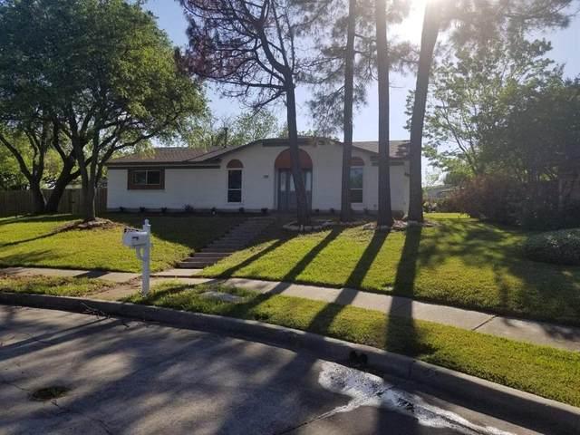 3509 Shady Brook Circle, Garland, TX 75043 (MLS #14565450) :: Real Estate By Design