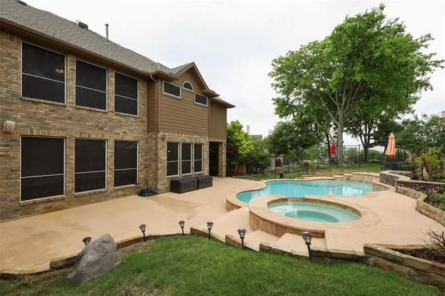 2340 Water Way, Rockwall, TX 75087 (MLS #14565478) :: Premier Properties Group of Keller Williams Realty