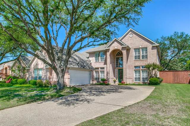 240 Sleepy Hollow Lane, Coppell, TX 75019 (MLS #14565548) :: Team Tiller