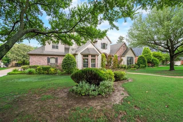 1008 Timberline Drive, Heath, TX 75032 (MLS #14565902) :: RE/MAX Landmark