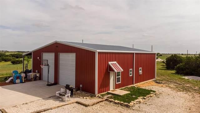 420 Overlook Drive, Cleburne, TX 76033 (MLS #14565949) :: VIVO Realty