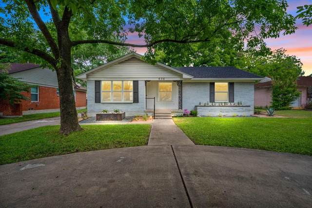606 W Belt Line Road, Richardson, TX 75080 (MLS #14566048) :: All Cities USA Realty