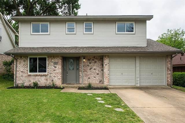 423 Malden Drive, Richardson, TX 75080 (MLS #14566094) :: Wood Real Estate Group