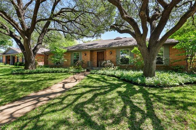 7406 Heathermore Drive, Dallas, TX 75248 (MLS #14566104) :: Front Real Estate Co.
