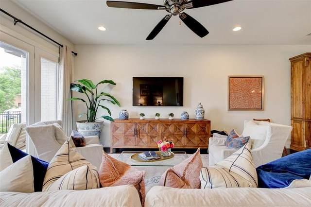 3859 Crestline Road, Fort Worth, TX 76107 (MLS #14566183) :: Real Estate By Design