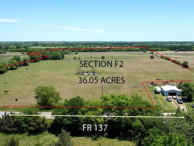 TBD Farm Road 137, Paris, TX 75460 (MLS #14566350) :: RE/MAX Landmark