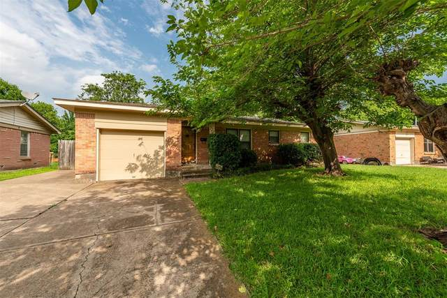 3408 Hedrick Street, Fort Worth, TX 76111 (MLS #14566514) :: The Kimberly Davis Group