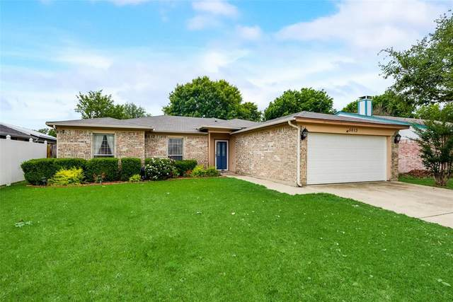 5013 Flat Creek Drive, Fort Worth, TX 76179 (MLS #14566845) :: Wood Real Estate Group