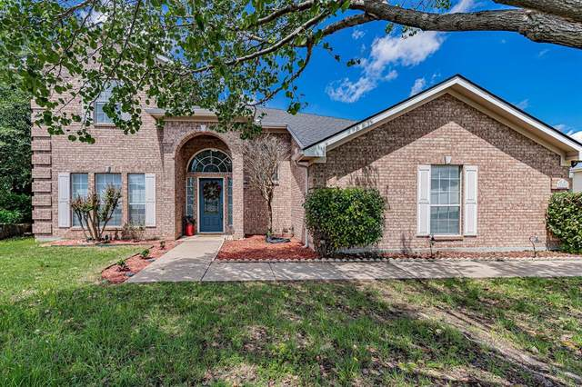 2802 Roam Court, Granbury, TX 76049 (MLS #14566850) :: Team Hodnett