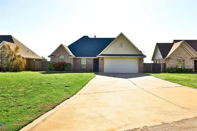 7901 Tuscany Drive, Abilene, TX 79606 (MLS #14567011) :: The Kimberly Davis Group