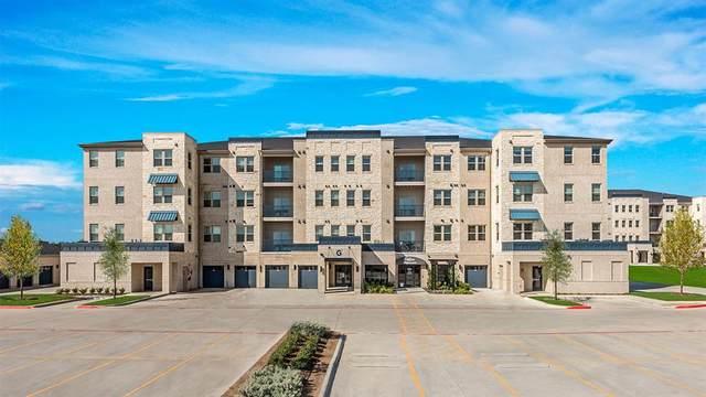 651 N Watters Road #5404, Allen, TX 75013 (MLS #14567393) :: Justin Bassett Realty