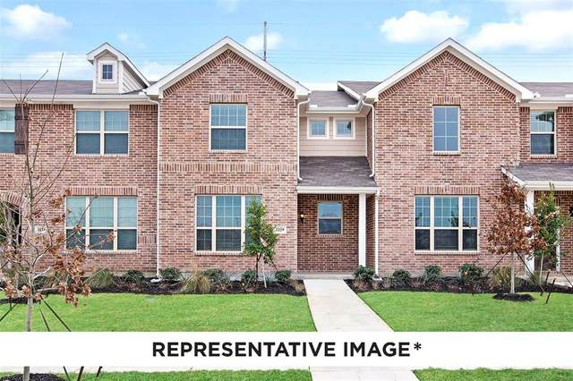 2216 Davenport Drive, Denton, TX 76207 (MLS #14567461) :: Real Estate By Design