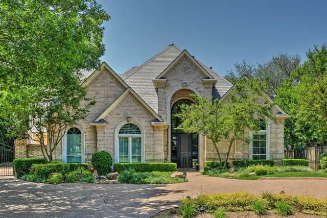 6928 Hazeltine Drive, Fort Worth, TX 76132 (MLS #14567539) :: Team Hodnett