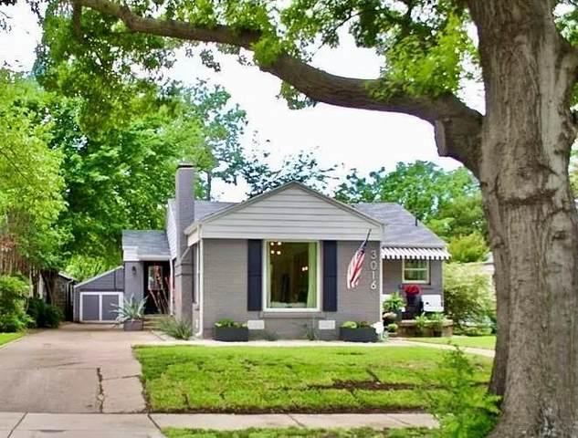 3016 5th Avenue, Fort Worth, TX 76110 (MLS #14567744) :: RE/MAX Pinnacle Group REALTORS