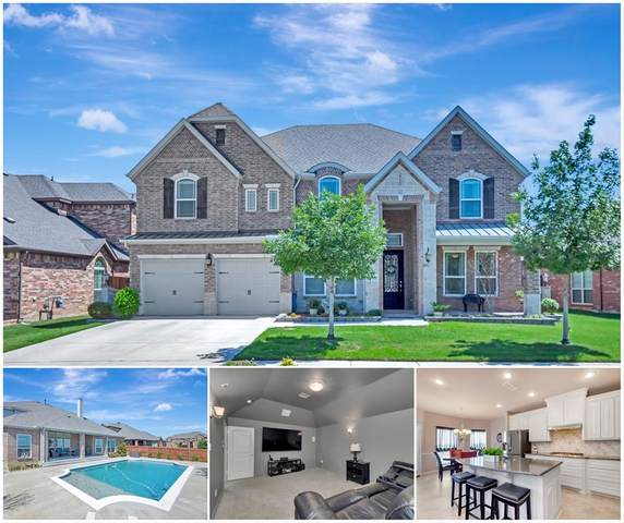 5409 Percy Priest Street, Fort Worth, TX 76179 (MLS #14568063) :: Wood Real Estate Group
