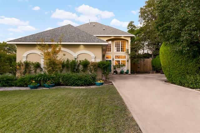 5305 Southern Avenue, Dallas, TX 75209 (MLS #14568405) :: RE/MAX Pinnacle Group REALTORS